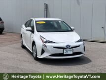 2016 Toyota Prius Two South Burlington VT