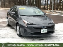 2016 Toyota Prius Two South Burlington VT