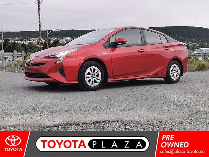 2016 Toyota Prius Two St. Johns NL