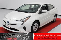 2016_Toyota_Prius_Two_ St. Cloud MN