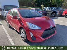 2016 Toyota Prius c One South Burlington VT