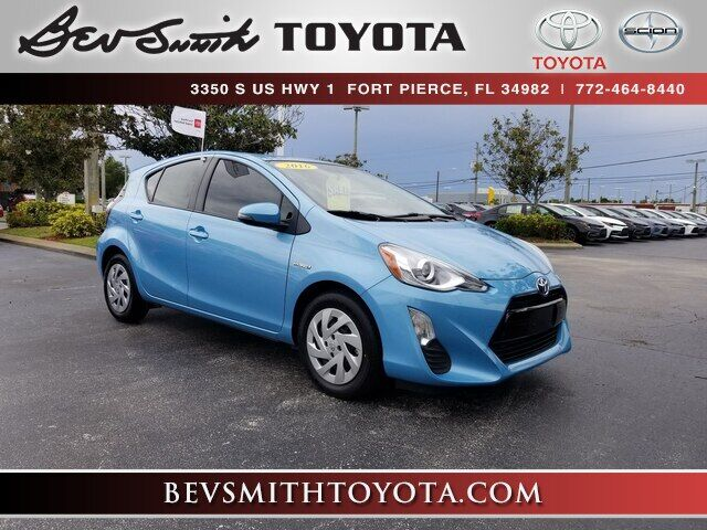 2016 Toyota Prius c Two Fort Pierce FL