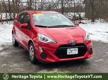 2016 Toyota Prius c Two South Burlington VT