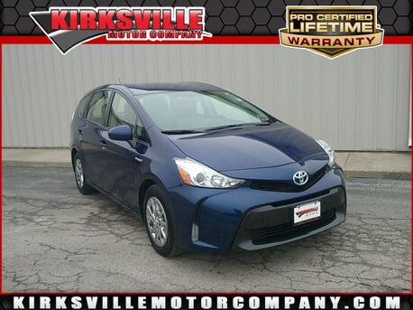 2016_Toyota_Prius v_5dr Wgn Three_ Kirksville MO