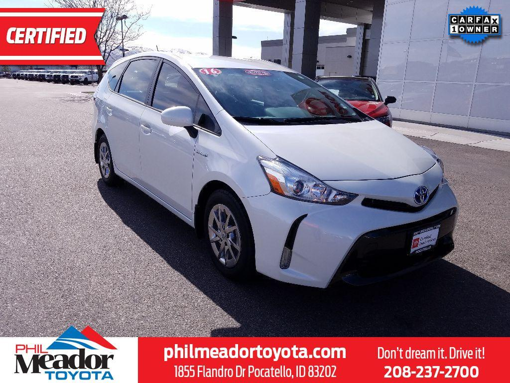 2016 Toyota Prius v Four Pocatello ID