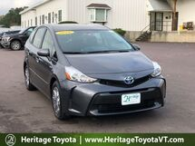 2016 Toyota Prius v Two South Burlington VT