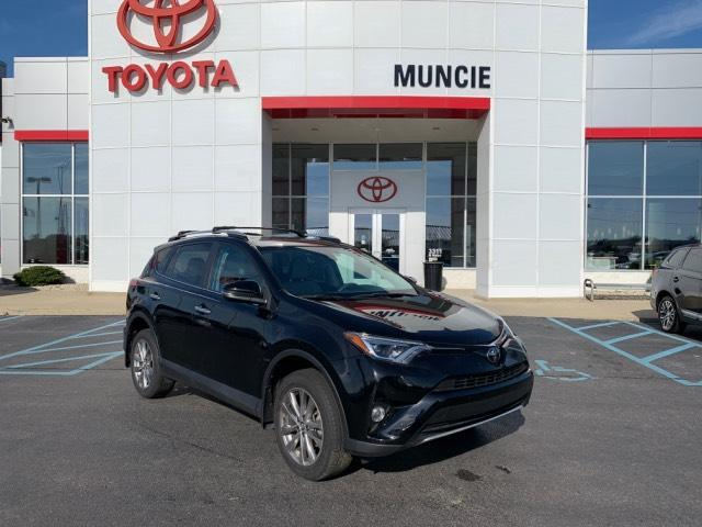 2016 Toyota RAV4 AWD 4dr Limited Muncie IN