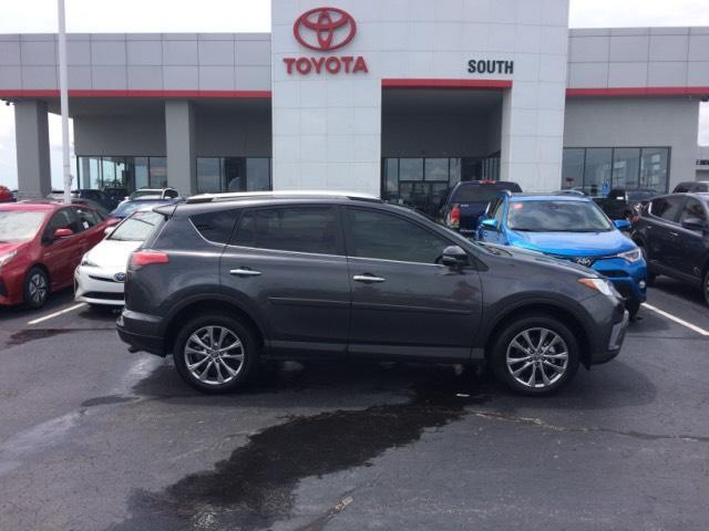 2016 Toyota RAV4 AWD 4dr Limited Richmond KY