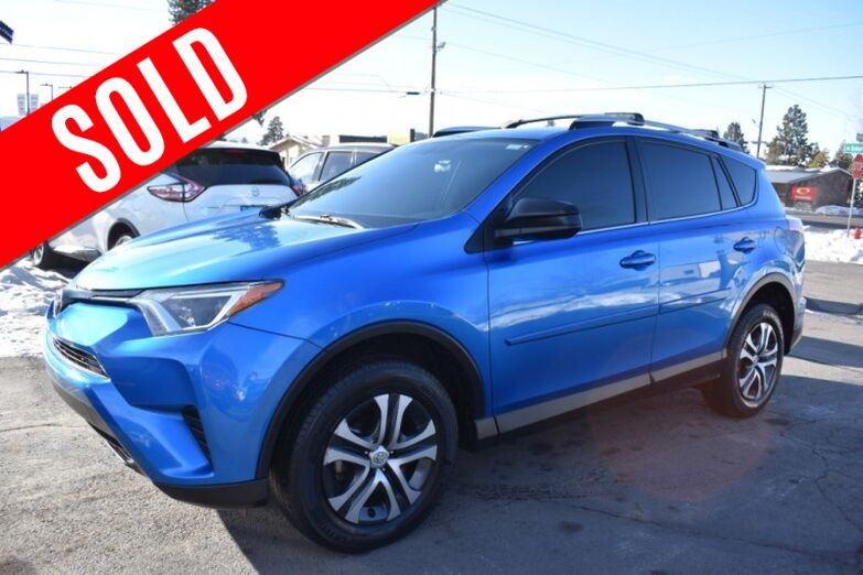 2016 Toyota RAV4 AWD LE Bend OR