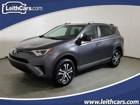 2016 Toyota RAV4 FWD 4dr LE Cary NC