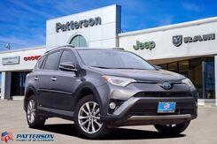 2016_Toyota_RAV4 Hybrid_Limited_ Wichita Falls TX
