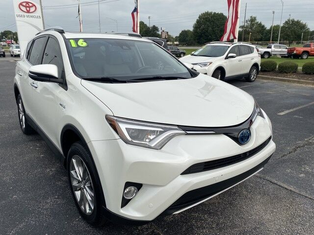 2016 Toyota RAV4 Hybrid Limited Decatur AL