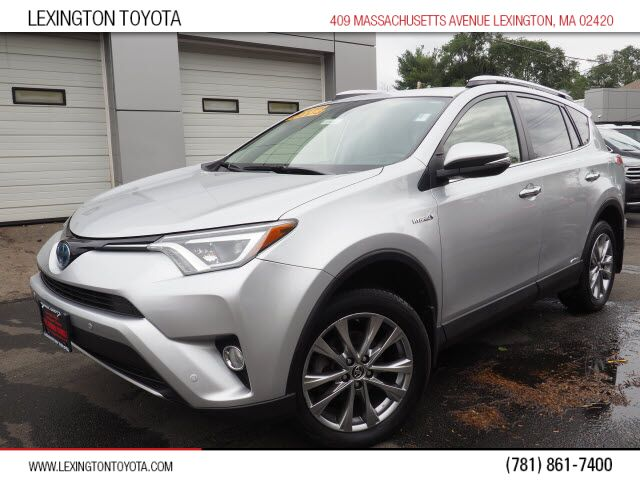 2016 Toyota RAV4 Hybrid Limited Lexington MA