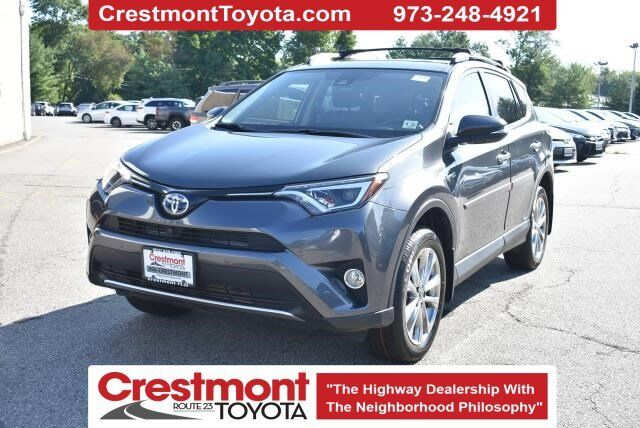 2016 Toyota RAV4 Hybrid Limited Pompton Plains NJ