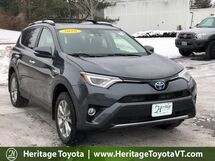 2016 Toyota RAV4 Hybrid Limited South Burlington VT