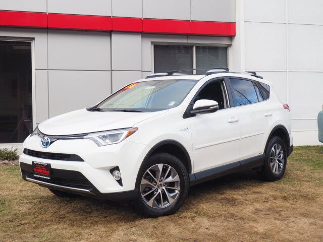 2016 Toyota RAV4 Hybrid XLE Lexington MA