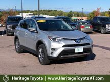 2016 Toyota RAV4 Hybrid XLE South Burlington VT