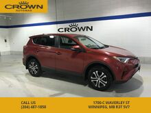 2016_Toyota_RAV4_LE **AWD** Remaining Factory Warranty** USB and Aux** Great on Gas**_ Winnipeg MB