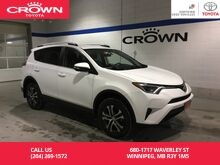 2016_Toyota_RAV4_LE AWD Upgrade Pkg / Clean Carproof / Local / Lease Return / Immaculate Condition / Great Value_ Winnipeg MB