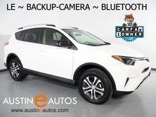 Toyota RAV4 LE *BACKUP-CAMERA, TOUCH SCREEN, STEERING WHEEL CONTROLS, USB, BLUETOOTH PHONE & AUDIO 2016