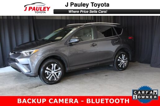 2016_Toyota_RAV4_LE_ Fort Smith AR