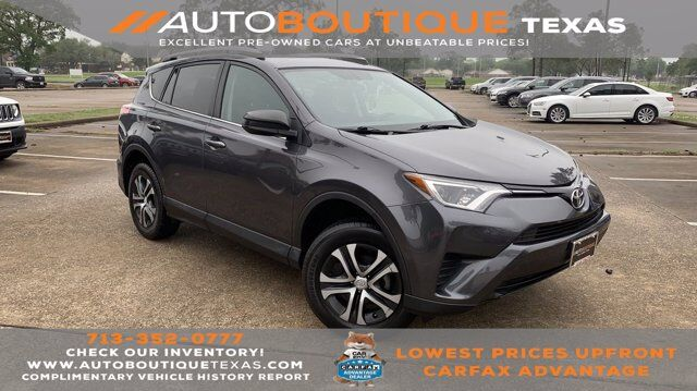 2016 Toyota RAV4 LE Houston TX