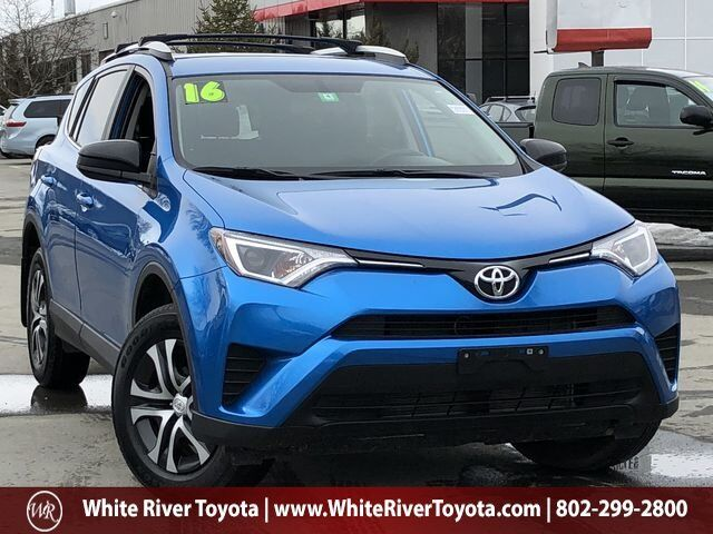 2016 Toyota RAV4 LE White River Junction VT
