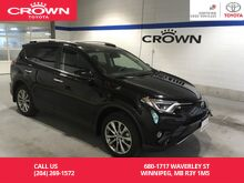 2016_Toyota_RAV4_Limited AWD / One Owner / Local / Immacualte Condition_ Winnipeg MB