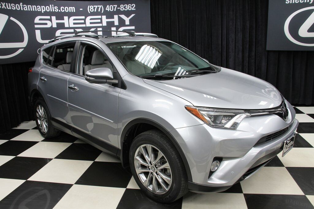 2016 Toyota RAV4 Limited Annapolis MD