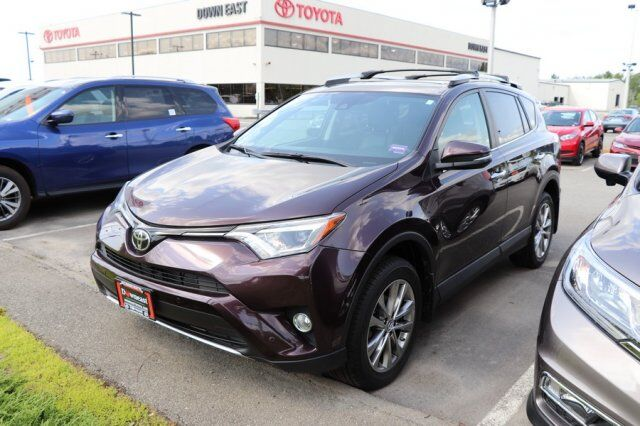 2016 Toyota RAV4 Limited Brewer ME