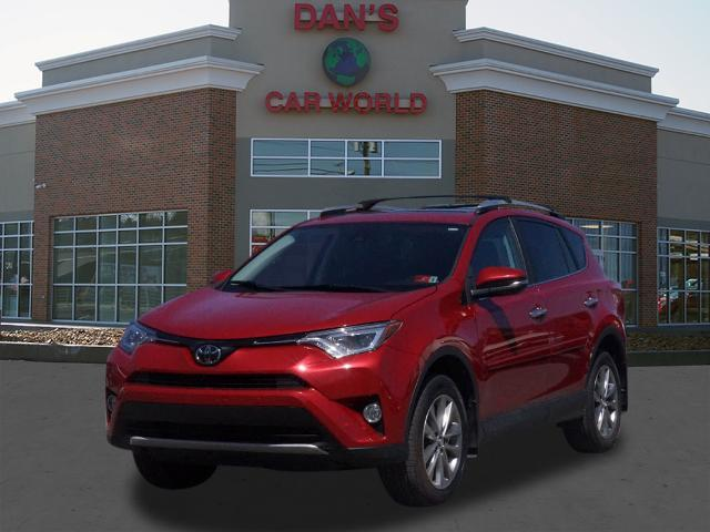 2016 Toyota RAV4 Limited Bridgeport WV