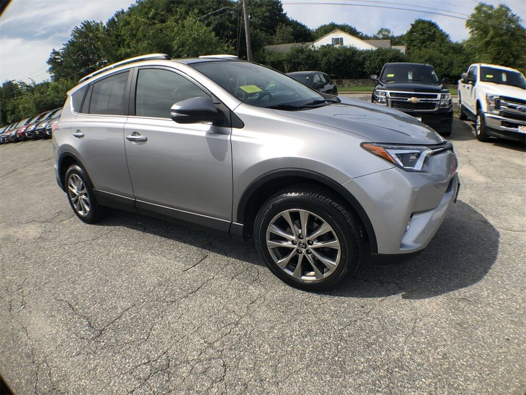 2016 Toyota RAV4 Limited Dudley MA