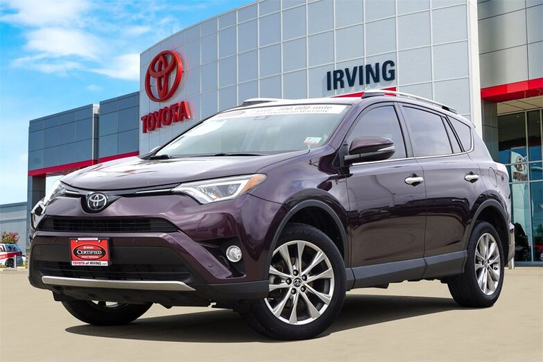 2016 Toyota RAV4 Limited Irving TX