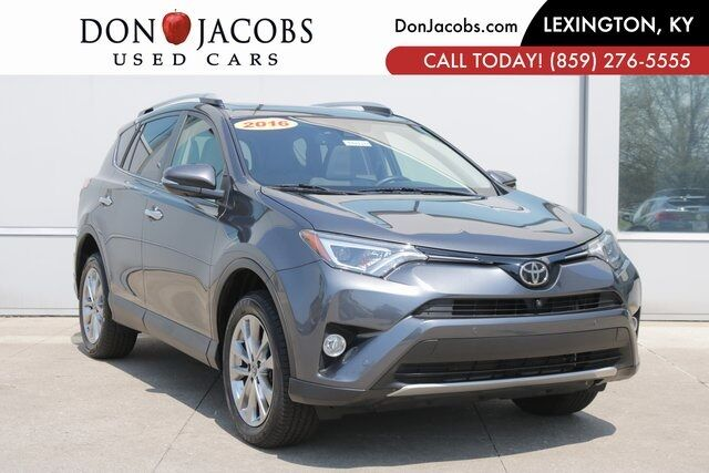 2016 Toyota RAV4 Limited Lexington KY