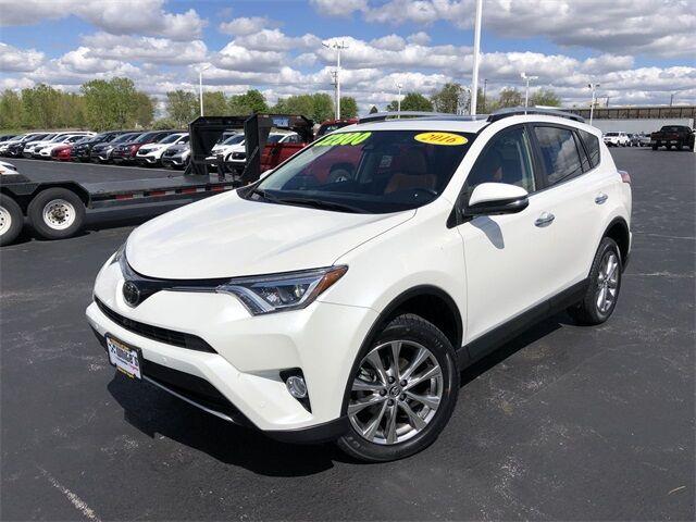2016 Toyota RAV4 Limited Lima OH