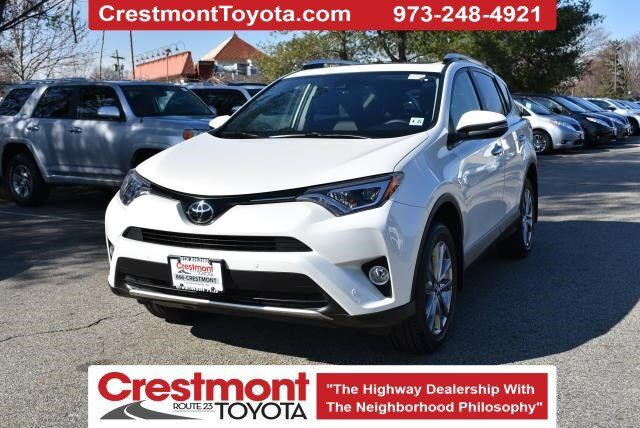 2016 Toyota RAV4 Limited Pompton Plains NJ