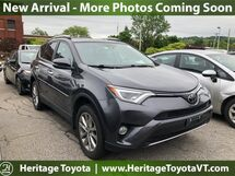 2016 Toyota RAV4 Limited South Burlington VT