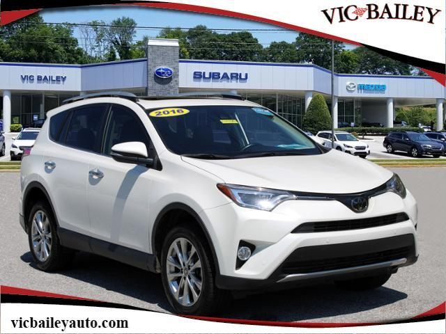 2016 Toyota RAV4 Limited Spartanburg SC