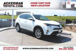 2016_Toyota_RAV4_Limited_ St. Louis MO