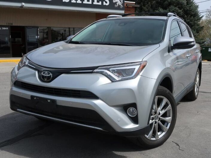 2016 Toyota RAV4 Limited West Jordan UT