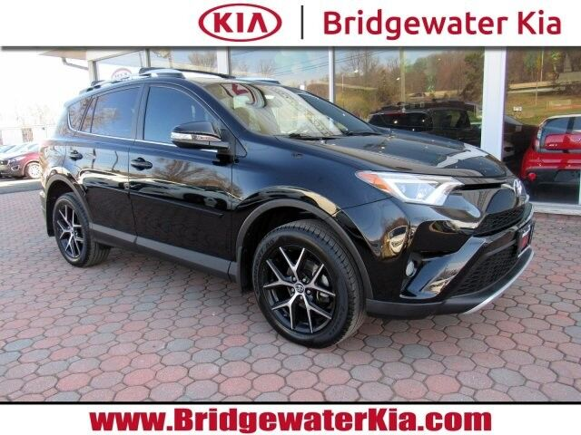 2016 Toyota RAV4 SE AWD, Remote Keyless Entry, Rear-View Camera, Blind Spot Monitor, Touch-Screen Audio, Bluetooth Technology, Heated Front Seats, Power Sunroof, LED Headlamps, 18-Inch Alloy Wheels, Bridgewater NJ