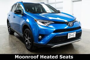 2016 Toyota RAV4 SE Moonroof Heated Seats