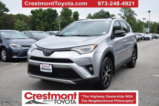 2016 Toyota RAV4 SE Pompton Plains NJ
