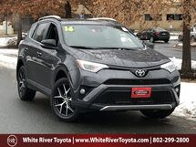 2016 Toyota RAV4 SE White River Junction VT
