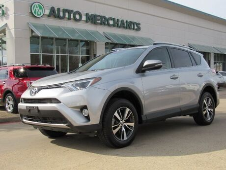 2016 Toyota RAV4 XLE FWD 2.5L 4 CYLINDER, AUTOMATIC, NAVIGATION, SUNROOF, BACK UP CAMERA, AUXILIARY INPUT, BLUETOOTH Plano TX