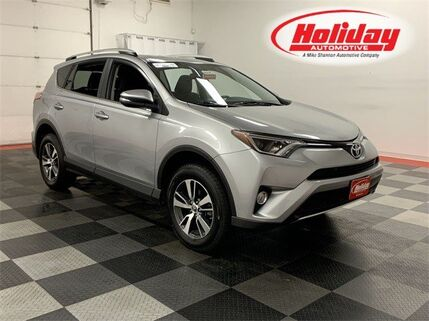 2016_Toyota_RAV4_XLE_ Fond du Lac WI