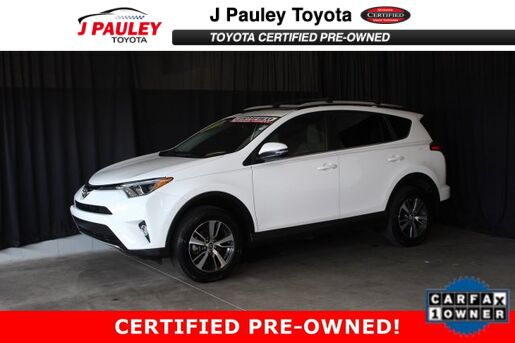 2016_Toyota_RAV4_XLE_ Fort Smith AR