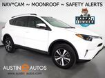2016 Toyota RAV4 XLE *NAVIGATION, BLIND SPOT ALERT, COLLISION ALERT, LANE DEPARTURE, BACKUP-CAMERA, MOONROOF, PUSH BUTTON START, POWER LIFTGATE, BLUETOOTH