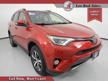 2016 Toyota RAV4 XLE Salt Lake City UT