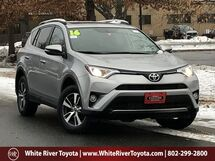 2016 Toyota RAV4 XLE White River Junction VT